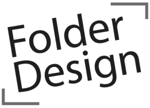 Folder Design Header Black